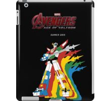 Avengers: Age of Voltron iPad Case/Skin