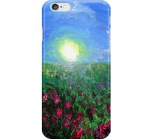 Bright Meadow iPhone Case/Skin