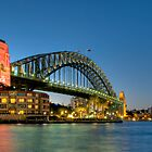 Sydney Harbour Bridge by James Torrington