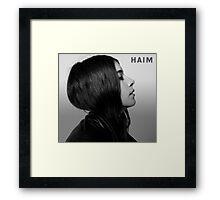 Danielle Haim Framed Print