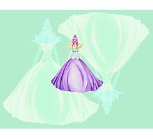 Waterlily, the princess Photographic Print