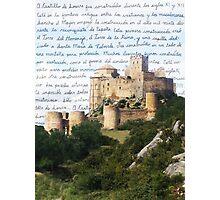 El Castillo De Loarre Photographic Print