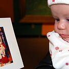 First Santa Sitting by Alexander Greenwood