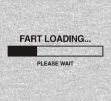 fart loading - black by buud