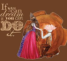 If you can dream it, you can do it by studinano