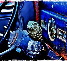 Don't Pull the Pin When You Shift! by Kathleen Daley