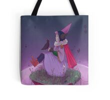 space witch Tote Bag