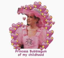 princess bubblegum by siareshe