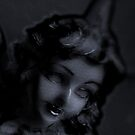 In the dark she watches us by Virginia N. Fred