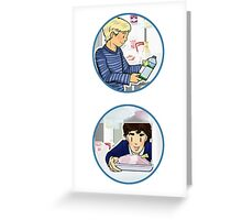 Little Gifts Greeting Card