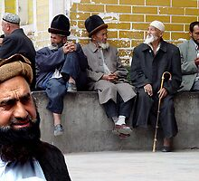 THE USUAL SUSPECTS - KASHGAR by Michael Sheridan