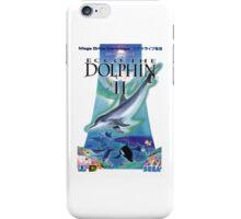 Dolphin Ecco iPhone Case/Skin