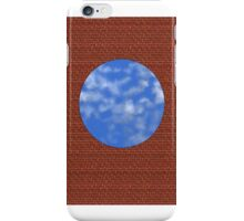 Brick Sky iPhone Case/Skin