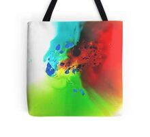 Liquid light art by 710Visuals Tote Bag