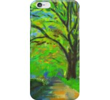 Walk with me my love. iPhone Case/Skin