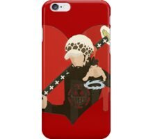 Law  iPhone Case/Skin