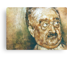 Gilberto Govi Canvas Print