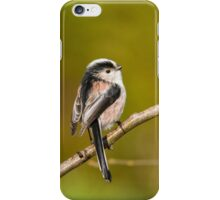 Long-tailed Tit iPhone Case/Skin