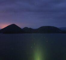 Lake Toya Hokkaido Japan by Aneurysm