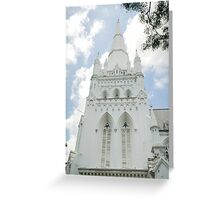 St Andrew's Cathedral Greeting Card
