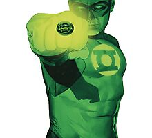 Hal Jordan, Will Power. Photographic Print