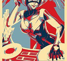 DJ Sona - League of Legends by Stokha