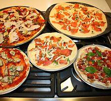 Mmmm Pizza by Maggie Hegarty