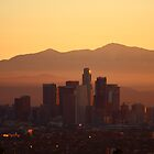 Downtown L.A., Sunrise by Amos Zhang