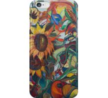 The Sunflower Garden iPhone Case/Skin