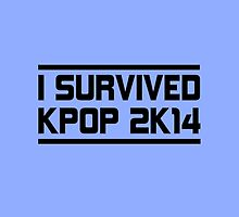 I SURVIVED KPOP 2K14 - BLUE  by CynthiaAd