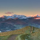 North Western Fells by Rich Gale