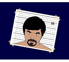 Manny Pacquiao - Portrait Photographic Print