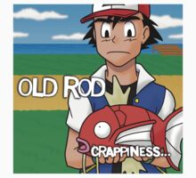Old Rod - Crapiness Kids Clothes