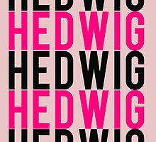 Hedwig x5 by byebyesally