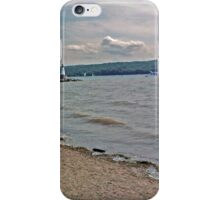 MEYERS LAKE, NEW YORK STATE iPhone Case/Skin