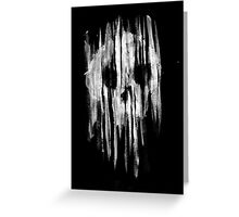 Attic Ghost  Greeting Card