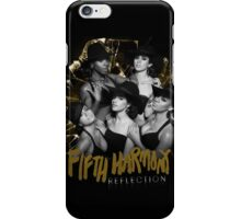 Reflection Tour Merch [GOLD] // Fifth Harmony iPhone Case/Skin