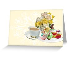 Easter Goodies Greeting Card