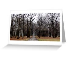 Path to Eternity Greeting Card