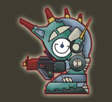 Robo Dude By Atomicboy by Malkman