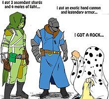 Destiny Humor (peanuts) color by Egan316