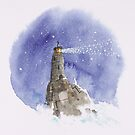 Lighthouses by Roland Harvey