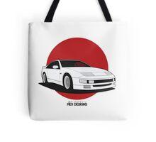Nissan Fairlady 300ZX Z32 (Rising Sun) Tote Bag