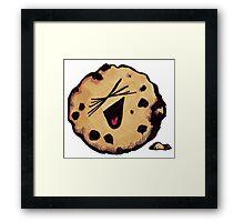 Baked Goods- Cookie Framed Print