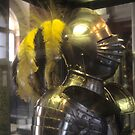 armor of medieval knight by cascoly