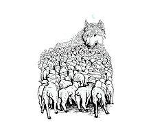 Wolf Mountain by uwanlibner