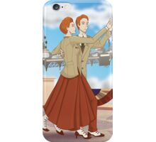 The Twin's Waltz iPhone Case/Skin