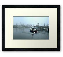 Lifeboat 101 Framed Print