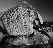 Peninnis Granite by Roger Butterfield
