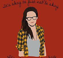 Kristen Stewart by Faith Palmer
